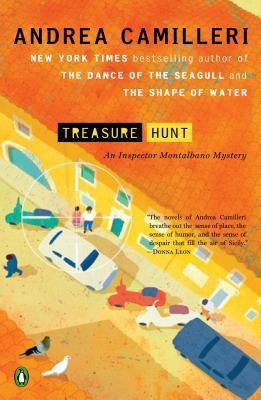Treasure Hunt Cover Image