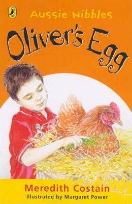 Aussie Nibbles: Oliver's Egg