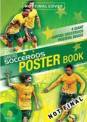 Socceroos Poster Book