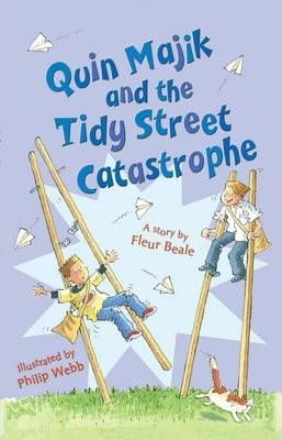 Quin Majik and the Tidy Street Catastrophe