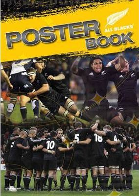 All Blacks Poster Book