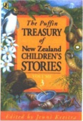 The Puffin Treasury of New Zealand Children's Stories: Vol. 3