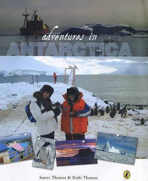 Adventures in Antarctica