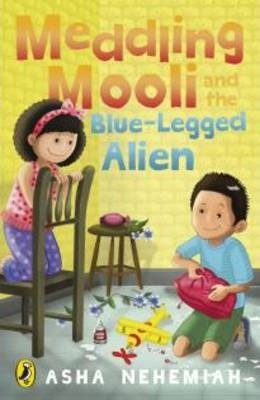 Meddling Mooli and the Blue-Legged Alien