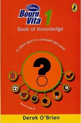 Cadbury Bournvita Book of Knowledge: v. 1