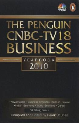 Penguin CNBC TV18 Business Yearbook 2010