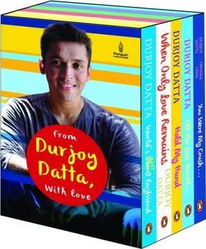 The Best of Durjoy Dutta : Box Set