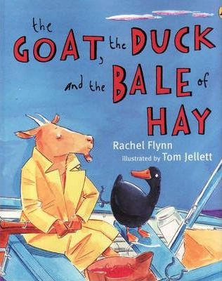 Duck, the Goat and the Bale of Hay