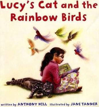 Lucy's Cat and the Rainbow Birds