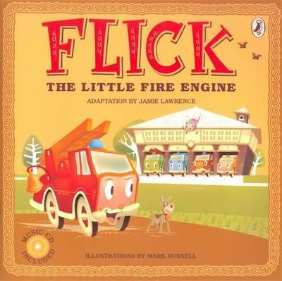 Flick The Little Fire Engine