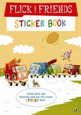 Flick and Friends Sticker Book