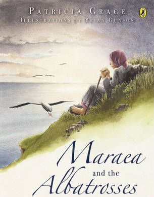 Maraea and the Albatrosses