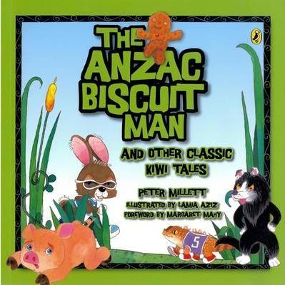 ANZAC Biscuit Man