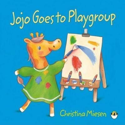 Jojo Goes to Playgroup