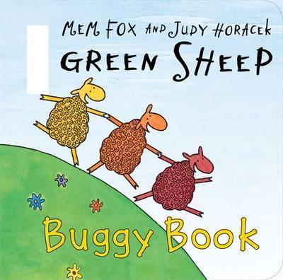 Green Sheep Buggy Book