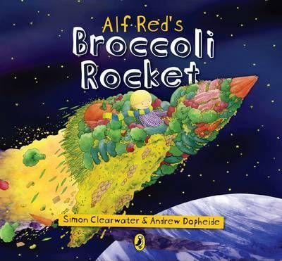 Alf Red's Broccoli Rocket