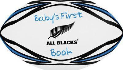 Baby's First All Blacks Book
