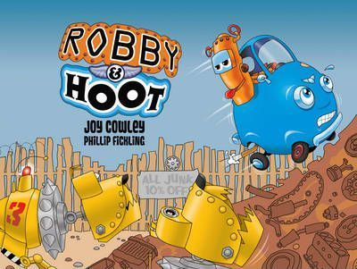 Robby and Hoot