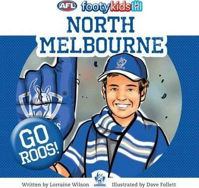 AFL: Footy Kids: North Melbourne
