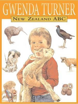 New Zealand ABC Book