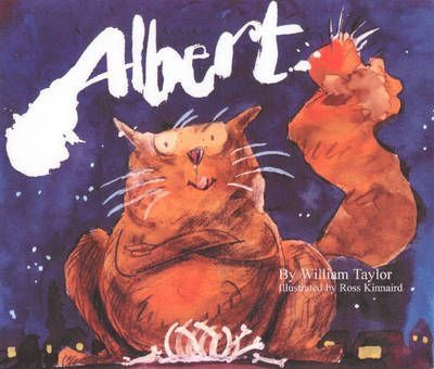 Albert the Cat