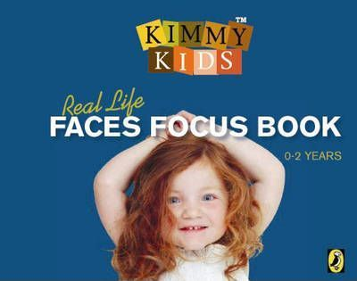 Real Life Faces Focus Book (kimmy Kids)
