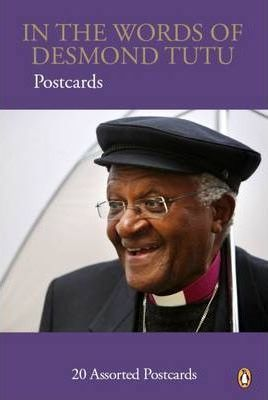 In the Words of Desmond Tutu Postcards
