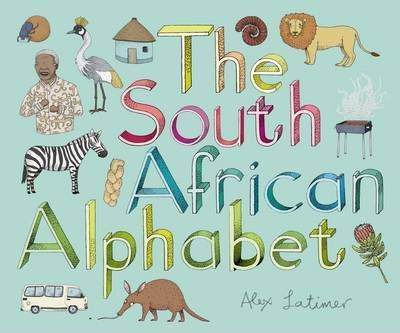 The South African alphabet