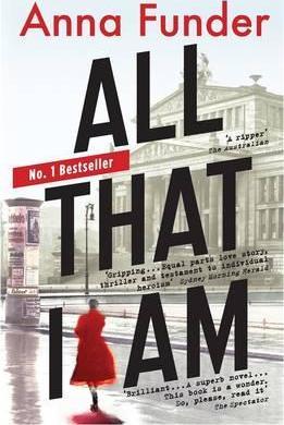 All That I Am Cover Image