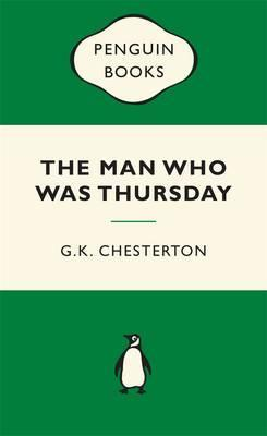 The Man Who Was Thursday: Green Popular Penguins