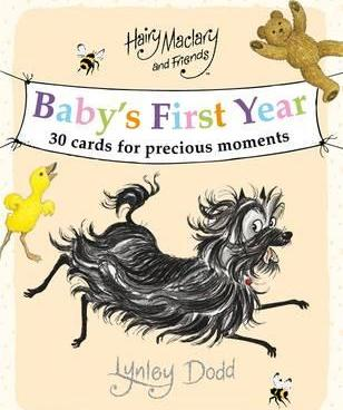 Hairy Maclary and Friends: Baby's First Year Cards
