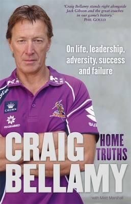 Home Truths Craig Bellamy 9780143799528
