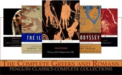 Complete Greeks and Romans, the (Penguin Classics Completeco Llections)