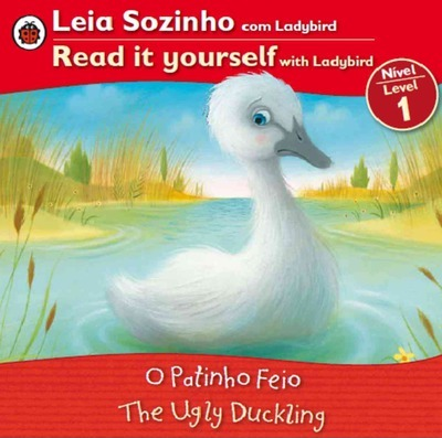 Ugly Duckling, the Bilingual (Portuguese/English)