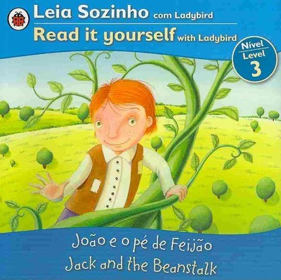 Jack and the Beanstalk Bilingual (Portuguese/English)