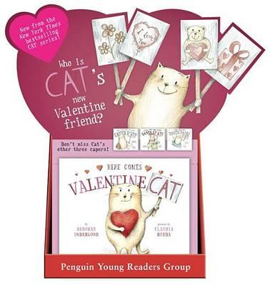 Here Comes Valentine Cat 6c CD W/ R and Gwp Card