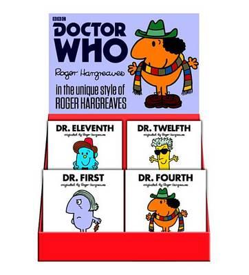Doctor Who/Roger Hargreaves 16-Copy Counter Display