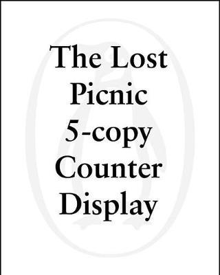 The Lost Picnic 5-Copy Counter Display