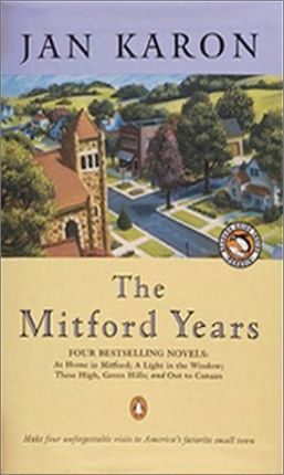 The Mitford Years Boxed Set Volumes 1-5