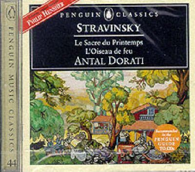 Stravinsky Rite of Spring/Firebird Suite