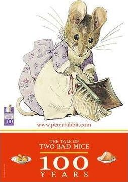Tale of Two Bad Mice Gold