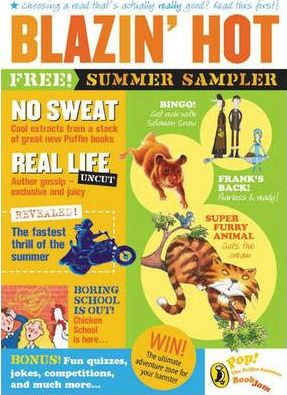 Puffin Summer Book Jam New Fiction Sampler (Pack of 50): 50 copies