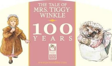 The Tale of Mrs. Tiggy-Winkle Centenary Edition Standee