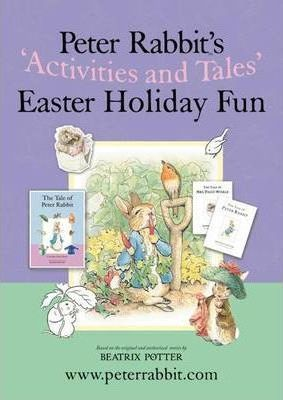 Peter Rabbit Easter Storybook/Activity Poster