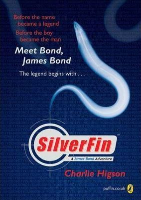 Young Bond Silver Fin A2 Poster (Flat)