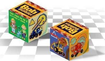 Bob the Builder Cube Showcard