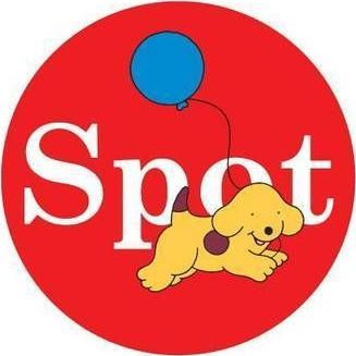 25 Years with Spot Lapel Stickers