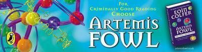 Artemis Fowl Generic Bookmarks