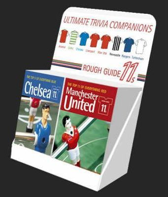 Rough Guide 11s Table Top Empty Counterpack