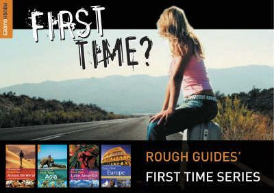 Rough Guides First-Time Travel Banner Poster